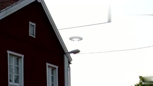 被人拍到诡异不明飞行物,UFO真的存在于世吗?的图片
