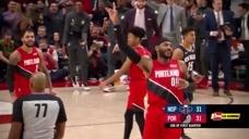 NBA爆笑时刻:詹姆斯周二开心尬舞,老鹰灰熊轮流送五大囧头像