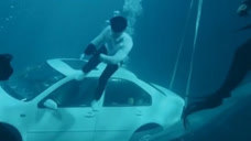 汽车一旦落水,想到打开车门有多难?眼见为实!