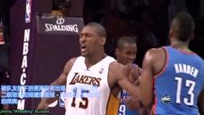 盘点NBA2010-2019,赛场上打架冲突事件,阿泰斯特再上榜