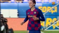 巴萨女足7-0横扫维尔瓦 近3场狂进21球录像