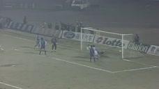 队员配合突入禁区,直接将球打入图标