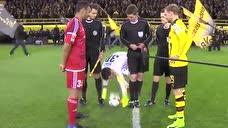 看完眼泪都笑出来了 足球场上最奇葩的搞笑瞬间