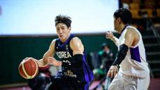 【集锦】韩国93-86泰国 王泉泽队友空砍28+12韩国起势反超两连胜