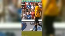 带球过人绊倒自己,诺维茨基这足球水平如何图标