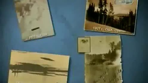不为人知的南极UFO战争的图片