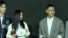 杨幂阮经天高伟光等出席电视剧《扶摇》媒体发布会