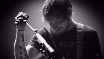 Ed Sheeran宣布暂别乐坛18个月专心陪伴妻子