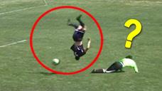就是这么机智,足坛十大最聪明的进球,让守门员防不胜防图标