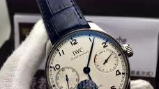国产最好的IWC万国手表七日链如何?