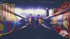 天下足球系列节目今晚播出第9集:巴塞罗那VS曼联图标