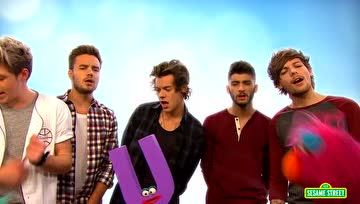 Sesame Street - One Direction