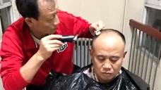 中超主帅在线理发!您的托尼老师王宝山已上线