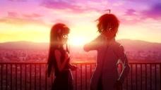 《双星之阴阳师》辘轳定情红绪,两人在最后又亲上了!