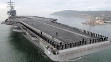 福特号航母被超越!世界最强航母易主,俄媒:这才是世界第一