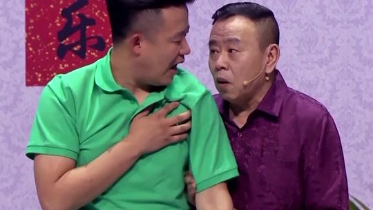 潘长江 小品《想爱就爱》