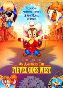 美國鼠譚2:西部歷險記