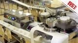 无人包子生产线1秒包两个 又一行业将被无人机器取代?