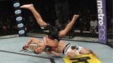 盘点UFC格斗最精彩的摔倒对手瞬间,地面硬还是你骨头硬?