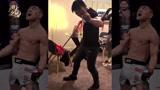 """UFC""""功夫猴子""""宋亚东展示少林绝技银枪刺喉!这功夫你服不服"""