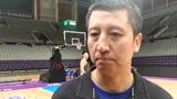 郭士强:不能因上海队排名不好就觉得今晚比赛也打不好