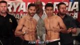 最新拳坛动态,利纳雷斯VS莫拉莱斯称重结束明日开战