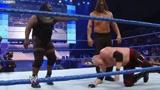 巨人卡里 凯恩 马克亨利几大怪兽同台开战,擂台有点装不下!