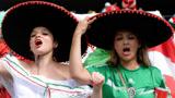 美女球迷大放送:巴西女神完美诠释桑巴风情,墨西哥美女宛若小辣椒