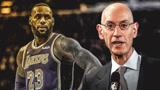 NBA总裁肖华再做疯狂决定!身体健康的全明星,一起打场慈善赛