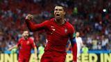 足坛名场面-C罗戴帽绝平西班牙,2018年世界杯最强个人表演