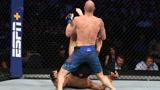 UFC格斗两次意外蹬腿,却一脚终结对手的比赛!