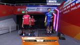 阿山 法加尔 vs王耀新 张御宇 2020羽毛球亚洲团体赛 男团总决赛