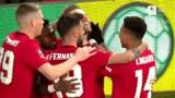 足总杯-肖打破僵局 伊哈洛梅开二度 鲁尼战旧主 曼联3-0客胜晋级