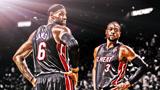 NBA历史五大超级二人组 詹韦连线OK王朝组合犹他双煞
