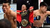 UFC中国军团KO混剪集锦:李景亮张伟丽宋亚东在世界舞台展现中国力量