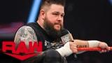 【RAW1401期】欧文斯放话罗林斯 他要从赛斯身上留下狂热时刻