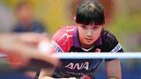 日本又出一个伊藤美诚,17岁天才少女长崎美柚,把中国队朱雨玲给打废了