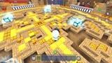 迷你世界:小杰变成喜羊羊和同伴角力比赛