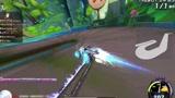QQ飞车:森林地图漂移多次撞墙,照样拿第一名!