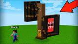 我的世界MC动画:海妖头房子挑战
