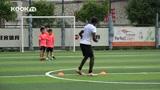 广州行威足球俱乐部外教训练课 教练:EPHREM