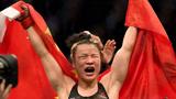 【冠军时刻】各路明星对张伟丽卫冕的反应【UFC248】