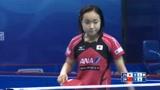 当15岁遇到14岁!2014乒乓球世青赛女单决赛,王曼昱VS伊藤美诚