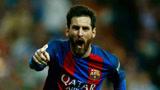 吹起来!梅西新赛季欧冠5大进球,全都是超级艺术品