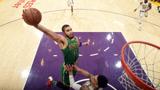 NBA放大镜:杀入MVP榜,科比最强门徒赛季高光时刻,晃倒乔治太冷血
