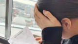 欧阳娜娜的同学发文娜娜期中考试拿了满分!好厉害