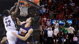 他只是NBA中的角色球员 两度上演1秒之内绝杀 不折不扣的冠军拼图