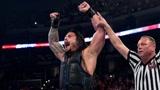 3分钟盘点WWE超级巨星在付费大赛的首胜 罗门伦斯初出茅庐击败兰迪奥顿