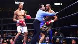 大冷门,威廉姆斯VS杰森·罗萨里奥,第5回合威廉姆斯被TKO!