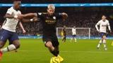 英超联赛:曼城不敌热刺,卫冕前景不妙